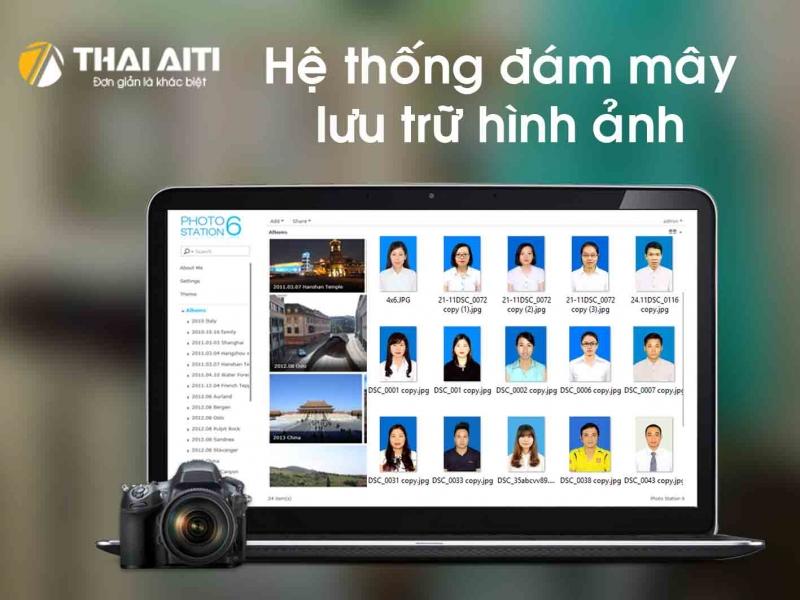 Thái AiTi Studio - Một trong những tiệm chụp ảnh thẻ lấy ngay đẹp nhất Hà Nội