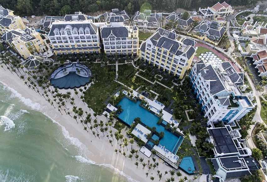 Top 9 resort sang chảnh bậc nhất Việt Nam 17